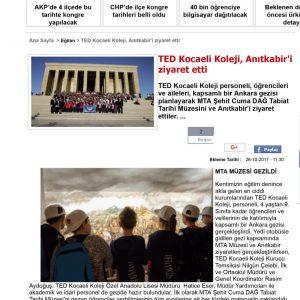 TED Kocaeli Koleji, Anıtkabir'i ziyaret etti _ Gerçek Kocaeli Gazetesi- Son Dakika Kocaeli Haberler (2)